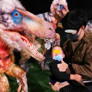すごい迫力!!!ディノアライブの恐竜達展に行ってきました