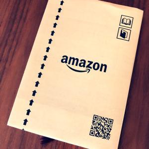 Amazonのブックカバー