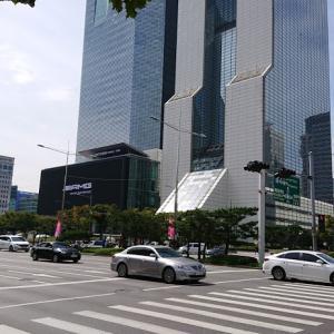 2019年9月 韓国2回目⑬ COEXうろうろ・・・。