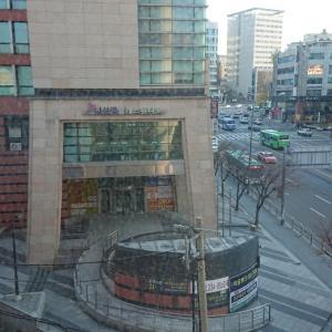 2019年11月韓国2回目 ⑫ アフターヌーンコーヒーでまたまたヒョンジュン。