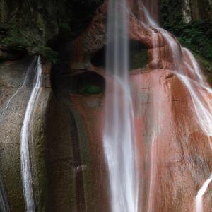 嫗仙の滝 2