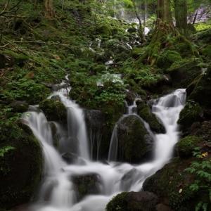 素廉の滝 1
