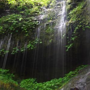 素簾の滝 3