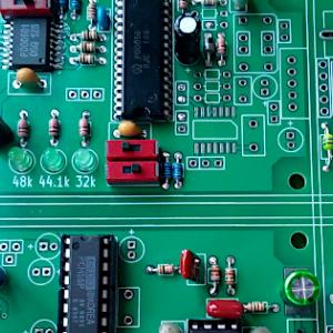 PCM56P DAコンバータ製作