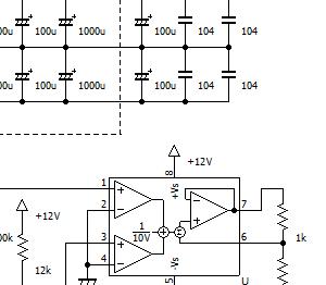 AD633アナログ乗算器プリアンプ その6