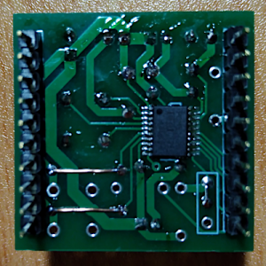 DAC+電圧/電流アンプ製作 その5