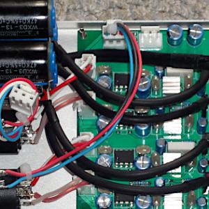 THS4631+BUF634アンプの実験(微妙)