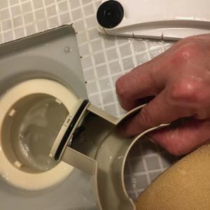 キレイ好き?いえ、汚い嫌いです。素手は最強、お風呂の掃除編。