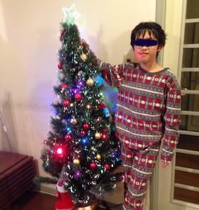 子育てグッズもいよいよ終焉か? クリスマスツリーの断捨離。