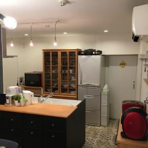 キッチン家電オタクの「カフェ空間」