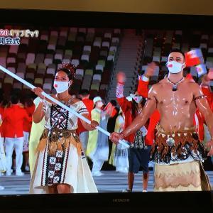 東京オリンピック開会式でガン見したのは・・・