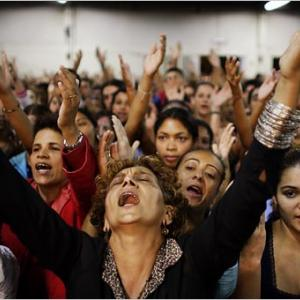 2:8 聖霊運動の正体