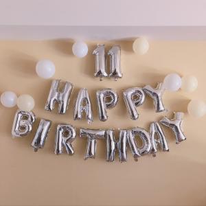 ダイソー商品でつくる誕生日の飾り付け(6歳〜11歳)