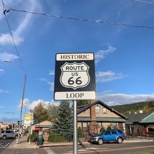 ルート66へ