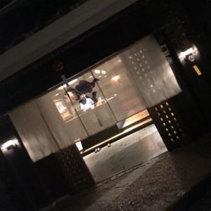 夕方から箱根へ
