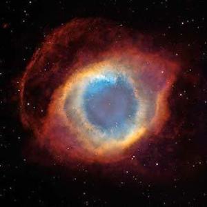 宇宙の目・・・