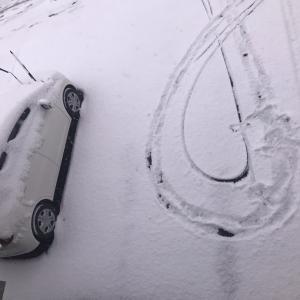 Winter,againな感じの日