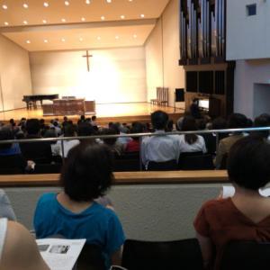横浜音祭り2019でパイプオルガンの演奏を聴いてきました