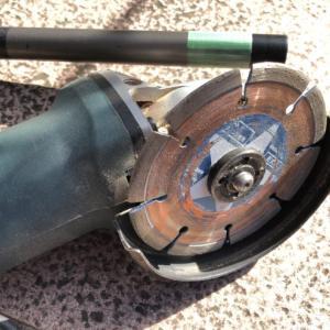 クロスバイクのハンドル幅を調整(ハンドルカット)してみました