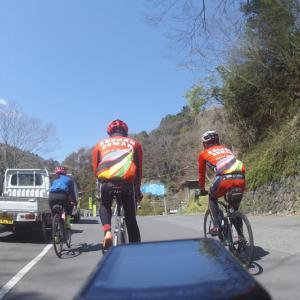 神奈川の奥地、山北町の高所を巡るライド