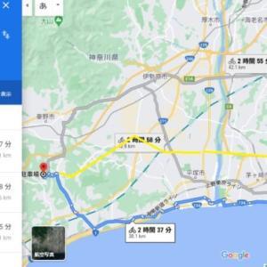 Googleマップが自転車ルートに対応したので検証してみた