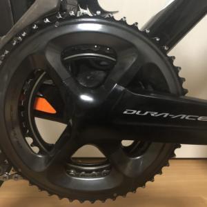 ロードバイクのフロントギアのサイズは何が適切なのか