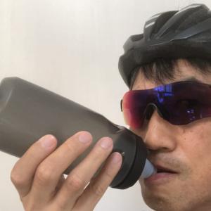 ヒルクライムでの水分補給(ちょいネタ)