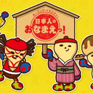 情報バラエティ「ネーミングバラエティー 日本人のおなまえっ!」を見逃し配信している動画配信サービス