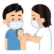 コロナワクチン接種率とマーケット