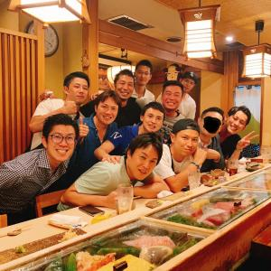 【生命保険営業】懇意にしている代理店の面々と札幌へ慰安旅行してきました♪