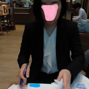 【生命保険営業】2020年3月26日に福岡にて受講生にロープレチェック