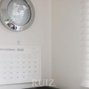 2021シンプルカレンダー&RUIZ.カレンダー