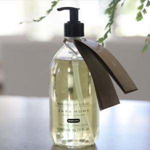 シンプル・素敵なZARA HOMEのキッチン洗剤