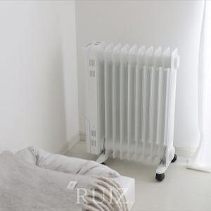 寝室用お手頃オイルヒーターの感想