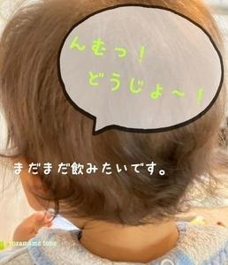 断乳するか、卒乳まで待つか…迷う。(りんさん:1歳0か月)