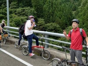 地元の魅力再発見!祖谷渓ポタリングツアーฅ^•ﻌ•^ฅ