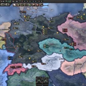 Hoi4 第2回:戦争の始まり