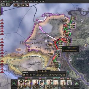 Hoi4第2章 第3回:第二次大戦勃発