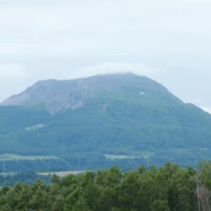 有珠山、昭和新山
