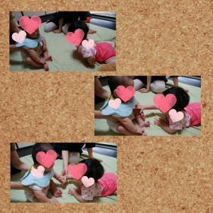 【谷四プレ3期生】赤ちゃんにとっては遊びも全部はじめて。笑ってくれなくても普通です♪