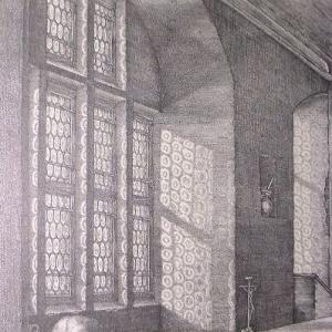 中世の窓とガラス