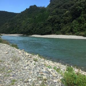 2018 鮎釣り古座川