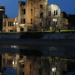 原爆投下から75年の広島です。