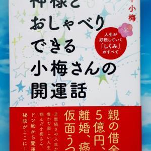 """""""電子版 神様とおしゃべりできる小梅さんの開運話"""""""