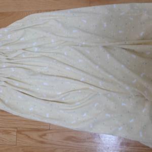 完全素人がオリジナルのお洋服を作るまで その3【スカートつくってみた!】