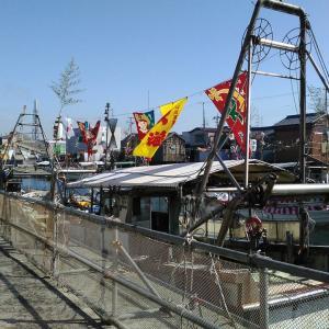 高砂神社 秋祭り(海上渡御)23