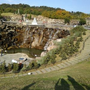 国営讃岐まんのう公園と特別名勝栗林公園を訪ねて4
