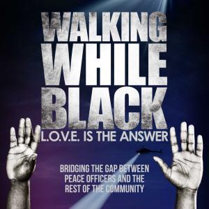 """ニューヨークタイムズに掲載されていた、""""Walking while Black""""の記事があった。"""