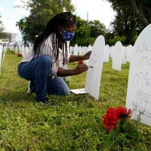 コロナで死亡したアメリカ人の数は何人だと思いますか?