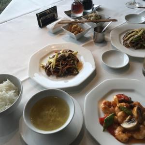 大満足!!赤坂の絶景を見ながらニューオータニの中国料理「 大観苑」でお得にランチ【ホテル】
